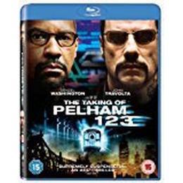 The Taking of Pelham 123 [Blu-ray] [2010] [Region Free]